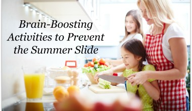 Brain-Boosting Activities to Prevent the Summer Slide