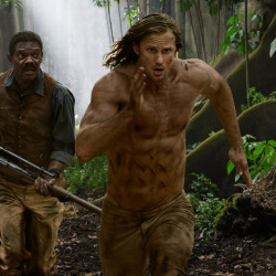 Did We Really Just Interview Tarzan? Out in Theaters Friday!
