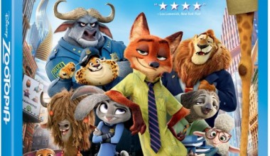 Zootopia Arrives Home via Digital HD, Blu-ray™ and Disney Movies Anywhere June 7th!