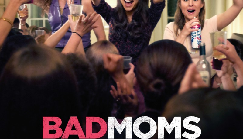 Celebrate Bad Moms with some girlfriends – In Theaters July 29th