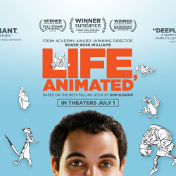 LIFE, ANIMATED is a must-watch movie!