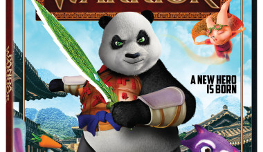 Lionsgate The Adventures of Panda Warrior Giveaway