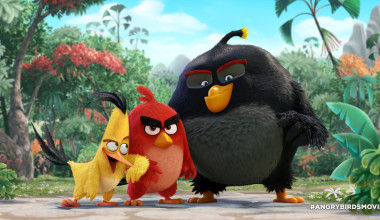 The Angry Birds Movie Blu-ray/DVD Out 8/16 & Giveaway