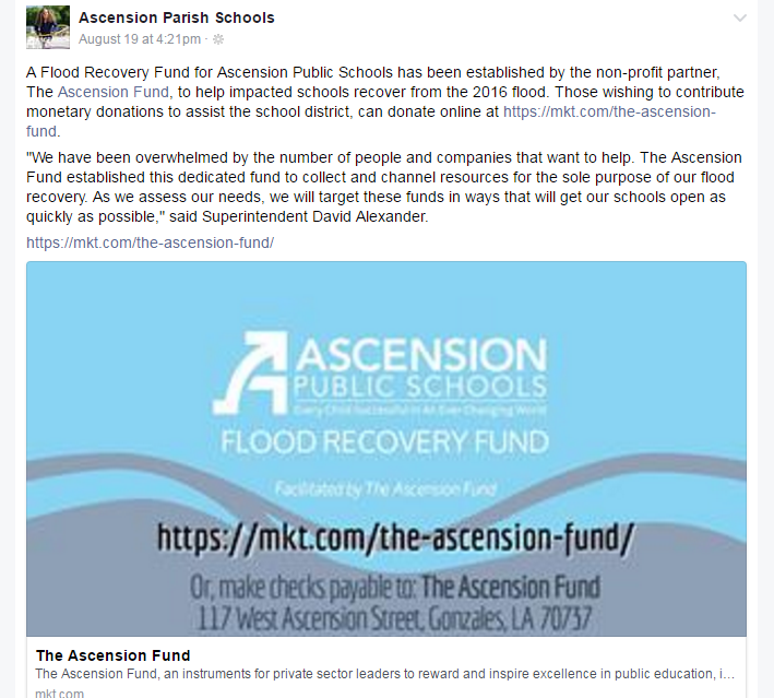 ascension fund info