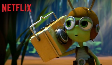 Season 1 of Beat Bugs Premieres August 3rd on Netflix