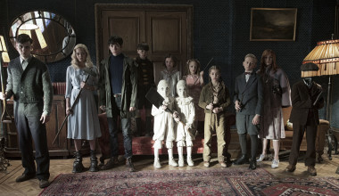 Tim Burton's Miss Peregrine's Home for Peculiar Children In Theaters September 30th