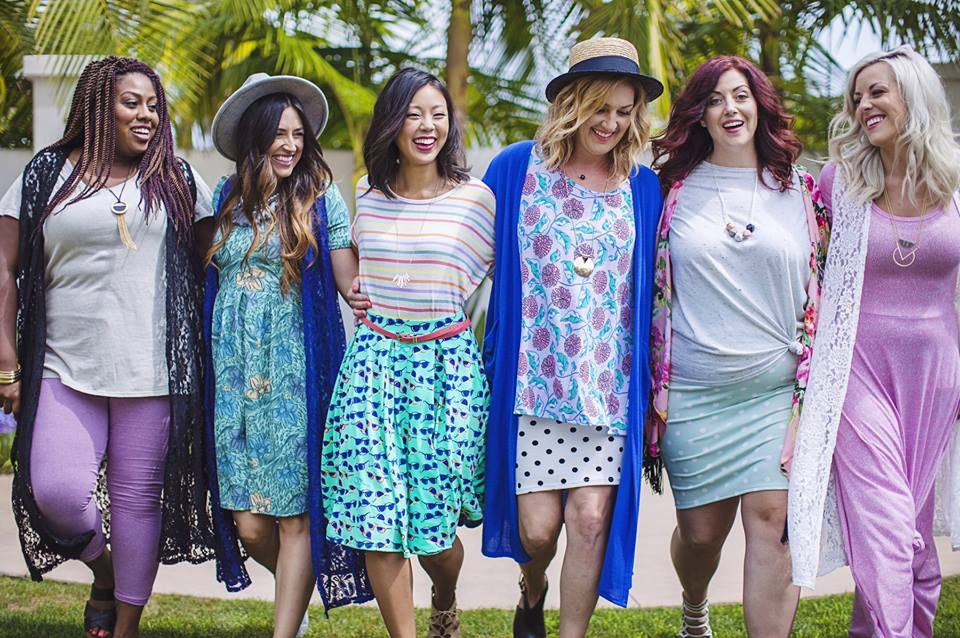 LuLaRoe Mix and Match (official LLR picture)