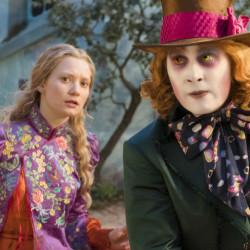 """Disney's Spectacular Adventure """"Alice Through the Looking Glass"""" out on Blu-ray October 18th"""