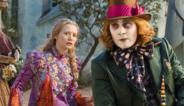 "Disney's Spectacular Adventure ""Alice Through the Looking Glass"" out on Blu-ray October 18th"