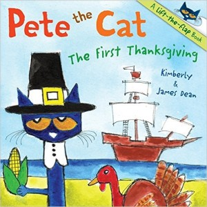 Pete the Cat the First Thanksgiing