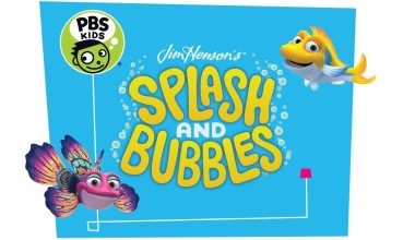 PBS Kids and Jim Henson's Splash and Bubbles Teaches Children about Marine Life