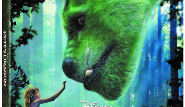 Pete's Dragon Out On Blu-ray in time for the holiday season!