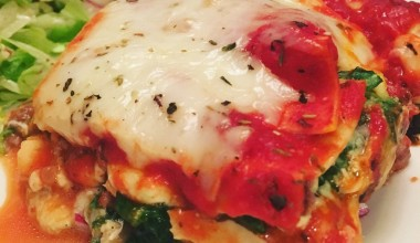 Delicious Spinach and Beef Lasagna Recipe