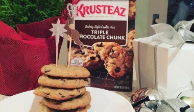 Holiday Baking Made Easy with Krusteaz Cookie Mixes