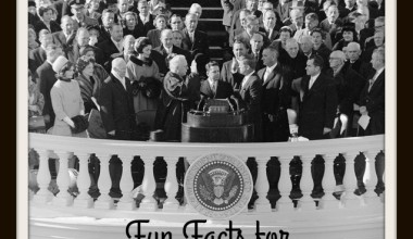 Fun Facts for Inauguration Day