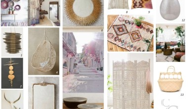 5 Tips to Create a Boho Chic Style for Your Home