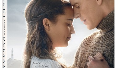 "DreamWorks Pictures' ""The Light Between Oceans"" out on Blu-ray January 24th"