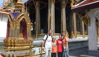 Travel :: Tips and Highlights for Visiting Thailand with Kids