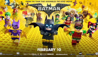 The LEGO Batman Movie – In Theaters Friday!