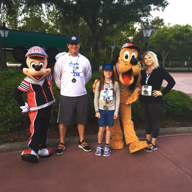 Our family loves visiting Disneyland! Be sure to check out the Disney Runs happening throughout the year!