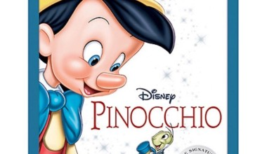Disney's Timeless Tale PINOCCHIO Joins the Walt Disney Signature Collection January 31st!