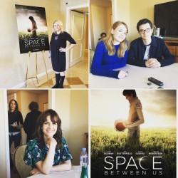 The Space Between Us Hits Theaters February 3rd