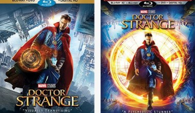 "MARVEL STUDIOS' ""DOCTOR STRANGE""  on Blu-ray February 28th"