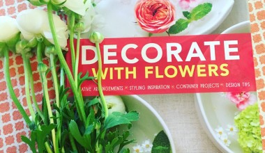 Dwell :: Decorating with Flowers