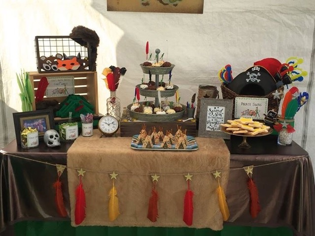 peter pan and the lost boys party ideas and tips dandelion women