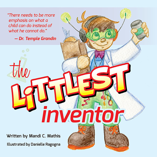 Littlest Inventor children's book