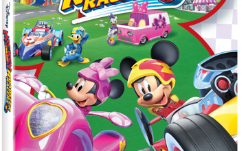 MICKEY AND THE ROADSTER RACERS will be making its Disney DVD debut on March 7th