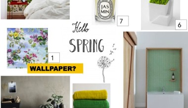 Dwell :: Make your home feel like Spring!
