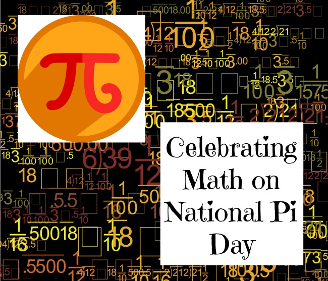 Celebrating Math on National Pi Day