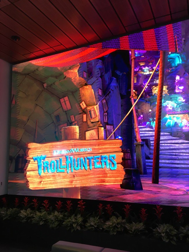 Beware of the Trollhunters!