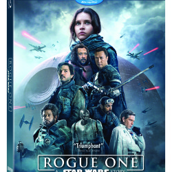 Rogue One: A Star Wars Story out on Blu-ray Combo Pack, DVD and On-Demand April 4th!