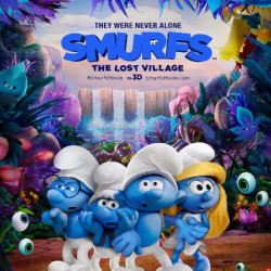 SMURFS: THE LOST VILLAGE out in theaters April 7th!