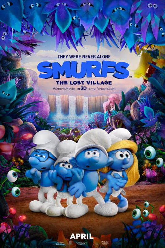 Smurfs.posterone.images