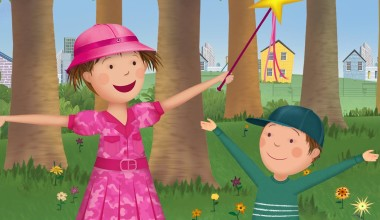 PINKALICIOUS & PETERRIFIC is coming to PBS Kids next February!