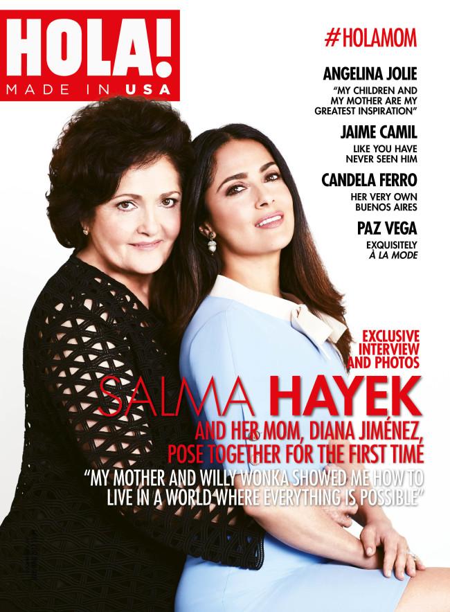 Salma Cover English