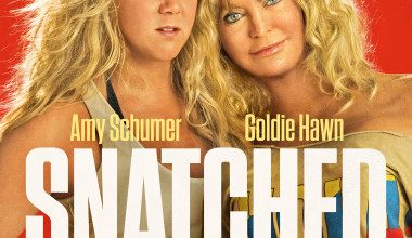 Amy Schumer and Goldie Hawn are HILARIOUS in Snatched!  Out May 12th!