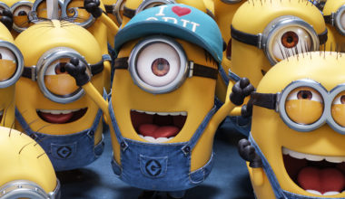 Interview with Pharrell Williams of Despicable Me 3 – In Theaters June 30th
