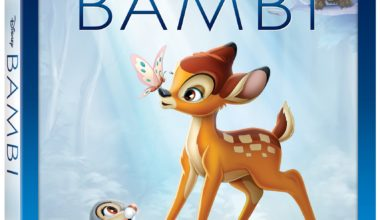 """Bambi"" arrives on Blu-ray & DVD June 6th with new bonus features, including recordings of Walt Disney!"