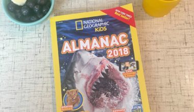 "Nat Geo Kids ALMANAC Takes a Bite Out of ""Summer Slide"""