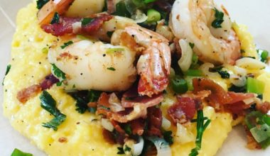 A Southern Dish: Shrimp and Grits