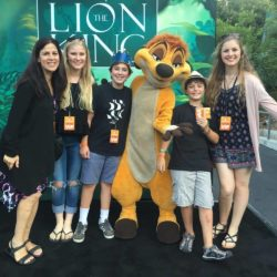 The Lion King Sing-Along at the Greek Theater – A Magical Night Under the Stars