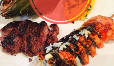 Perfectly Grilled Steak & Lobster Recipe