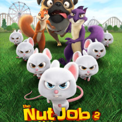 The NUT JOB 2: Nutty by Nature Out in Theaters August 11th
