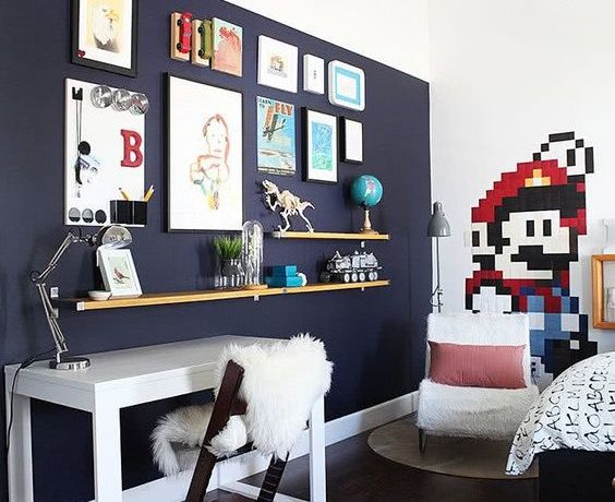 9 Bedroom Design Ideas for Gamers