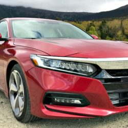 THE 2018 HONDA ACCORD APPEALS TO ALL GENERATIONS
