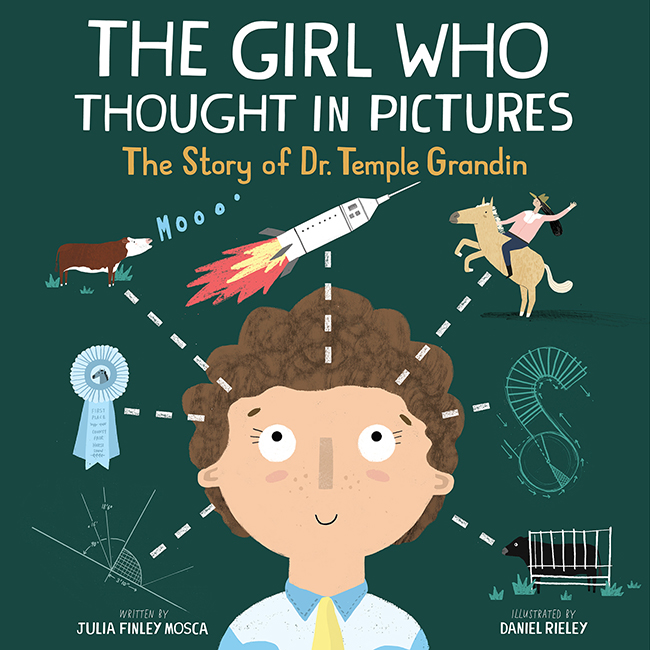Amazing Scientists - The Girl Who Thought in Pictures